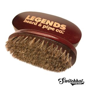 legends beard signature boar brush for beards