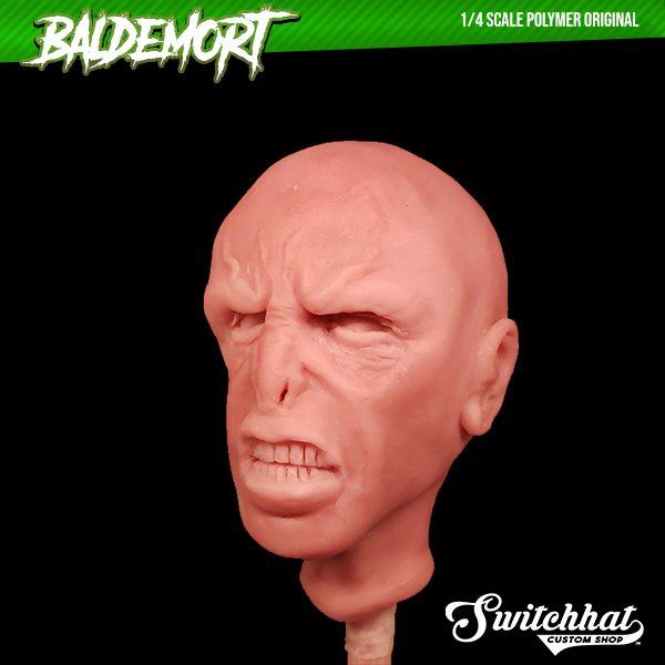 baldemort original polymer headsculpt